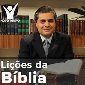 Lições da Bíblia – Áudios Novo Tempo