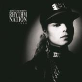 Rhythm Nation - Janet Jackson Cover Art
