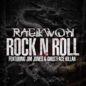 Rock n Roll (feat. Jim Jones, Ghostface Killah & Kobe Honeycutt) - Single cover art