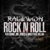 Rock n Roll (feat. Jim Jones, Ghostface Killah & Kobe Honeycutt) - Single cover art