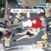 Sia - Chandelier artwork