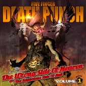 Five Finger Death Punch - Wrong Side of Heaven Grafik