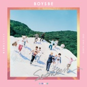 SEVENTEEN - Boys Be - EP  artwork