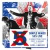 5x5 Live, Simple Minds