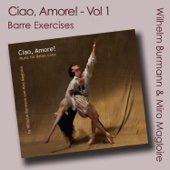 Ciao, Amore! (Ballet Class Music) Vol. 1 - Barre Exercises
