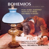 Amadeo Vives: Bohemios