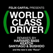 World Class Driver - EP cover art