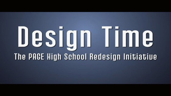 PAGE High School Redesign Initiative (HSRI)