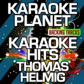 Karaoke Hits Thomas Helmig (Karaoke Version) - EP