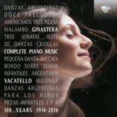 Ginastera: Complete Piano Music