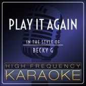 Play It Again (Instrumental Version) - Play Along