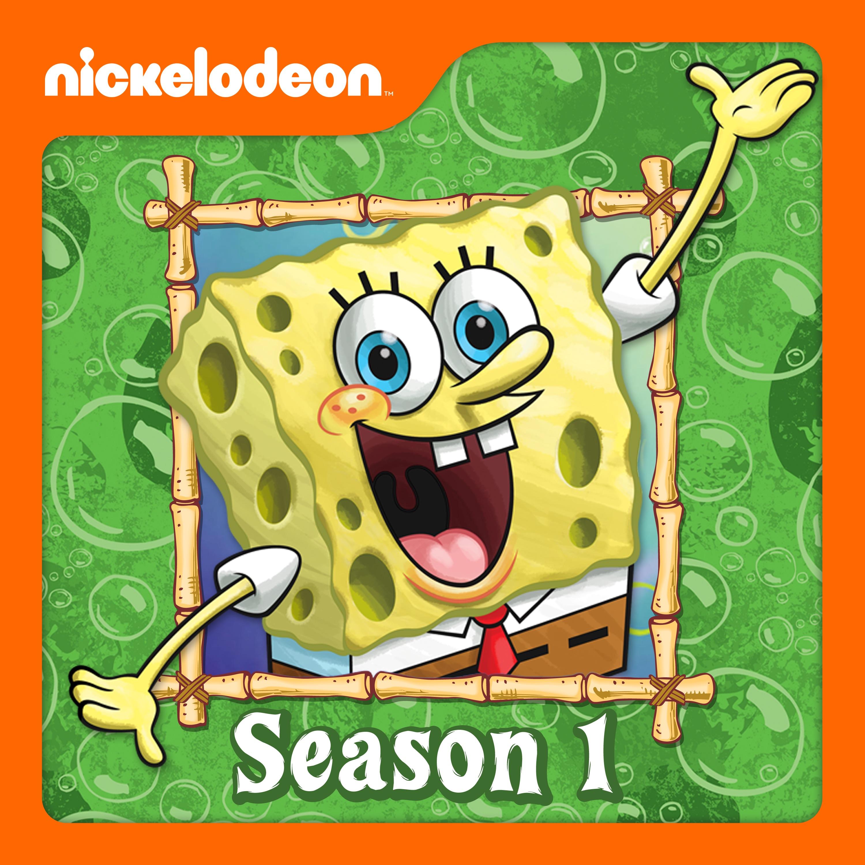 Spongebob Squarepants: SpongeBob SquarePants, Season 1 On ITunes