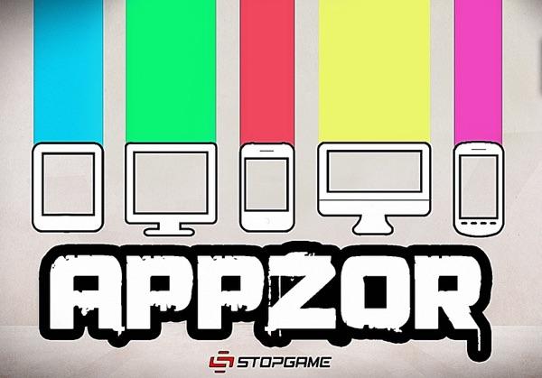 AppZor - дайджест мобильных игр