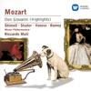 Mozart: Don Giovanni (Highlights), Cheryl Studer & Riccardo Muti