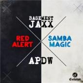 Red Alert / Samba Magic (Analog People in a Digital World vs. Basement Jaxx) [Remixes] - Single cover art