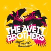 The Avett Brothers - Magpie and the Dandelion  artwork