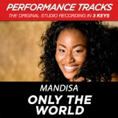 Only the World (Performance Tracks) - EP cover art