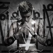 Justin Bieber - Purpose  artwork