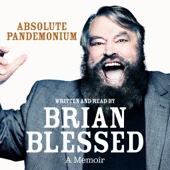 Brian Blessed - Absolute Pandemonium: The Autobiography (Unabridged) artwork
