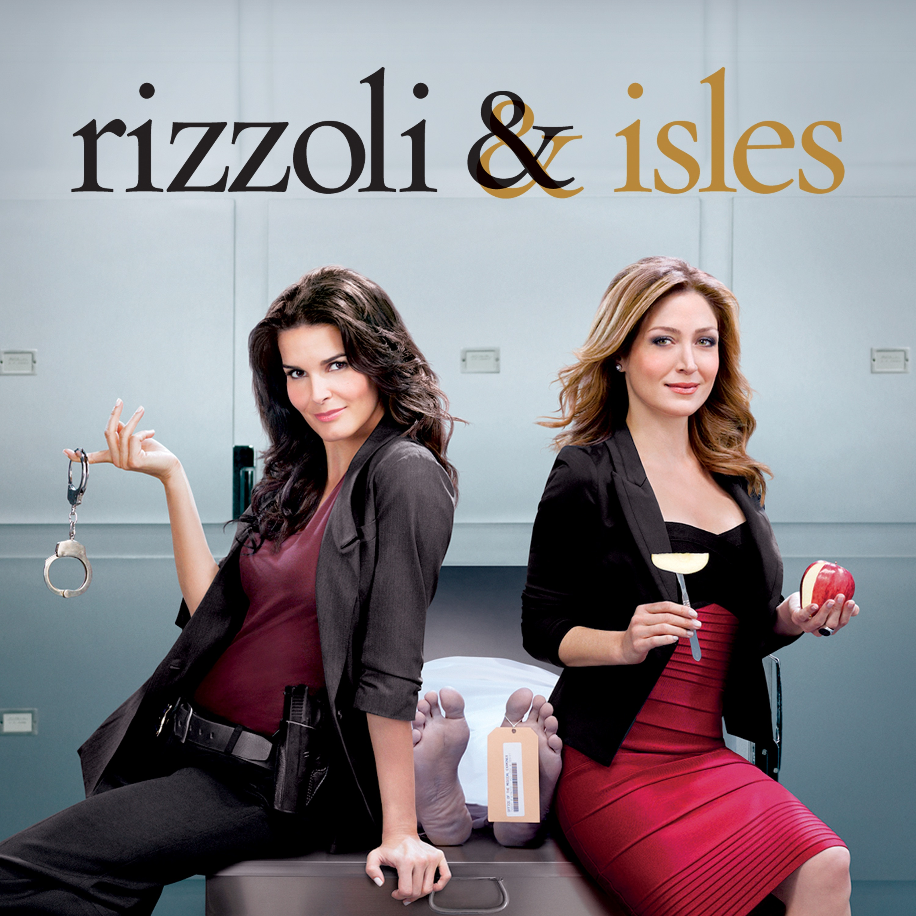 Rizzoli And Isles Episodenguide