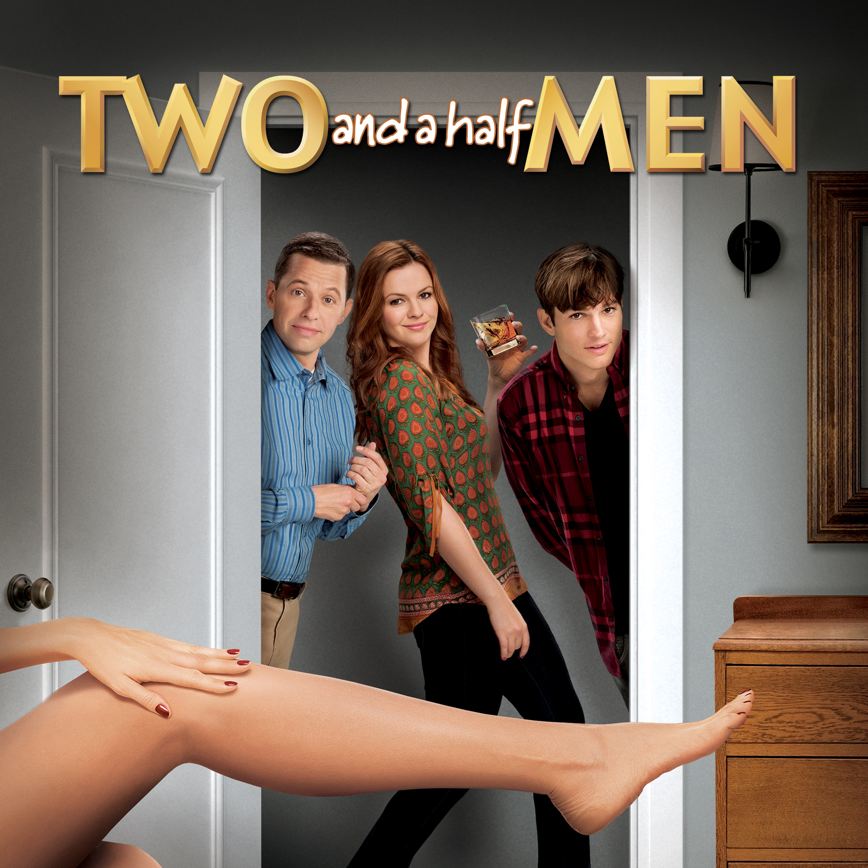 Two And A Half Men Sandy