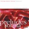 Preludes and Sonata of Messiaen and Shostakovich ジャケット写真