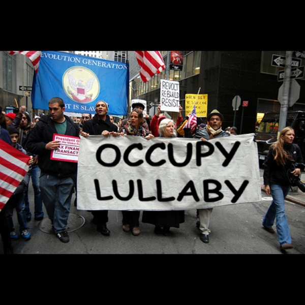 Val Davis - Occupy Lullaby - Single