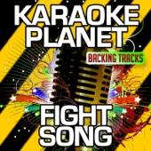 Fight Song (Karaoke Version With Background Vocals) [Originally Performed By Rachel Platten]