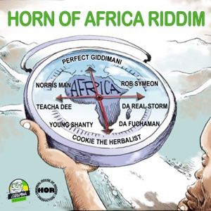 Horn of Africa Riddim – Various Artists