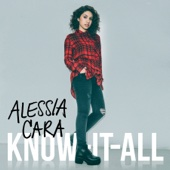 Know-It-All - Alessia Cara Cover Art