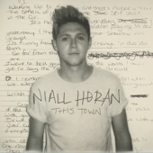 Niall Horan - This Town artwork