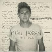 Niall Horan - This Town artwork