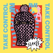Slaves - Take Control artwork