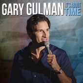 It's About Time - Gary Gulman Cover Art