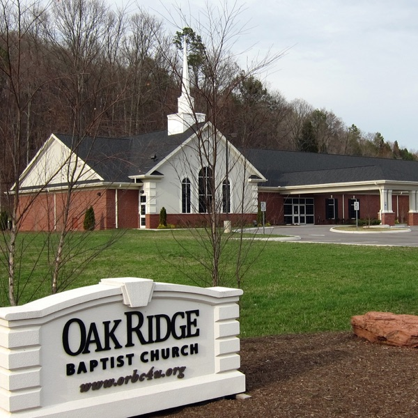 Oak Ridge Baptist Church Sermon Audio