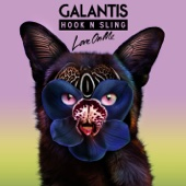 Galantis & Hook N Sling - Love on Me artwork