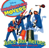 Juice Box Heroes - Imagination Movers Cover Art