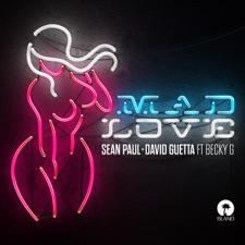 Mad Love (feat. Becky G) by Sean Paul & David Guetta