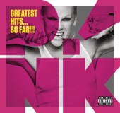Greatest Hits...So Far!!! - P!nk Cover Art