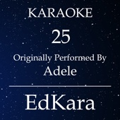 Love in the Dark (Originally Performed by Adele) [Karaoke No Guide Melody Version]