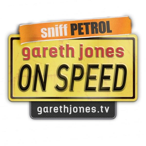 Gareth Jones On Speed