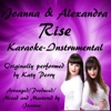 Rise (Karaoke Instrumental Version) - Single