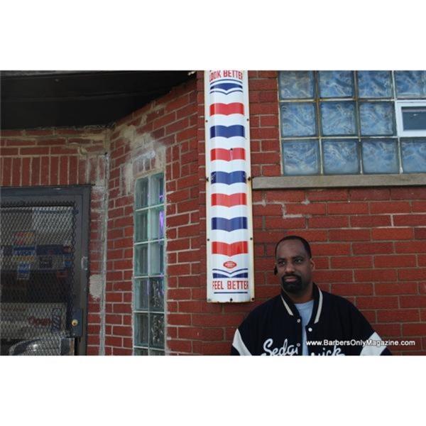 Barbers Only Magazine UnKut-BOM Unkut