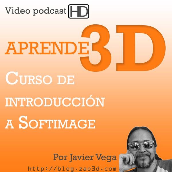 Aprende 3D con Javier Vega