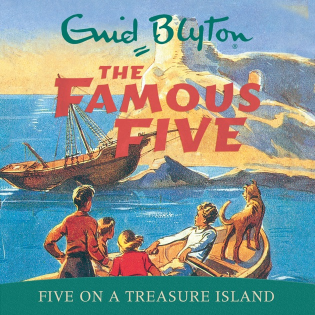 Famous Five Five On A Treasure Island Audio Book