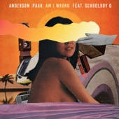 Anderson .Paak - Am I Wrong (feat. ScHoolboy Q) grafismos