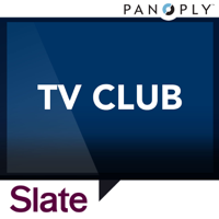 Podcast cover art for Slate's TV Club