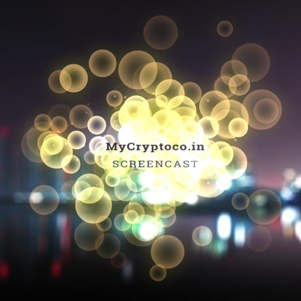 MyCryptocoin Screencast (SD)