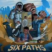 Dave - Six Paths - EP artwork
