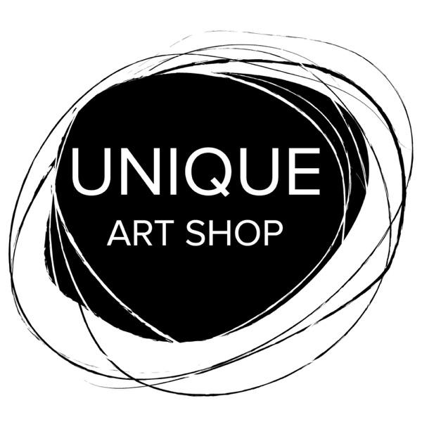 Unique art shop & gallery